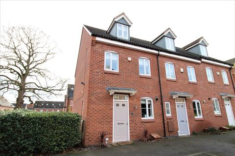 3 bedroom end of terrace house for sale - Orchid Croft, Hucknall, Nottingham, NG15
