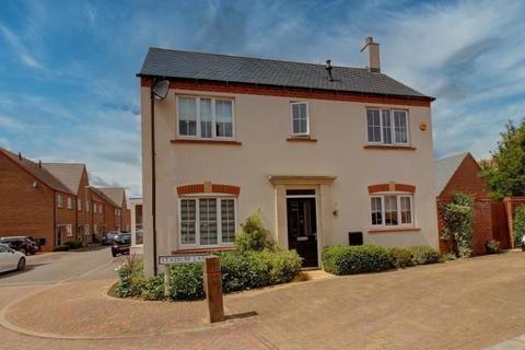 3 bedroom detached house for sale - Stadium Lane, Hinckley