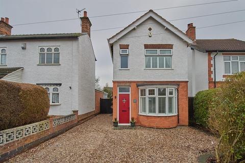 3 bedroom detached house for sale - Sketchley Road, Burbage