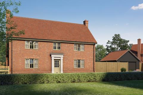 4 bedroom detached house for sale - Little Paddocks , Great Bromley , Colchester , CO7