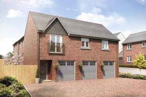 Linden Homes - Sandrock - Plot 116, The Lockwood at Cranbrook, Galileo, Birch Way, Cranbrook EX5