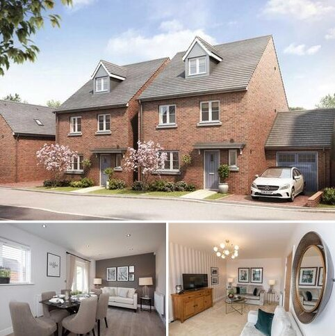 5 bedroom detached house for sale - Plot 39, The Ripley at Sandrock, Gypsy Hill Lane EX1