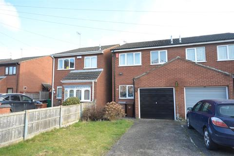 3 bedroom semi-detached house for sale - Cyril Avenue, Bobbers Mill, Nottingham