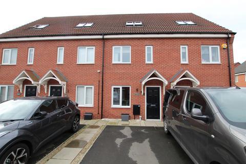 3 bedroom townhouse for sale - Upton Drive, Burton