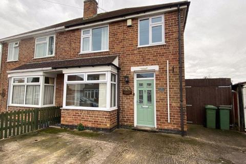 3 bedroom semi-detached house to rent - 7 Victoria Street, Narborough, Leicester, LE19 2DQ
