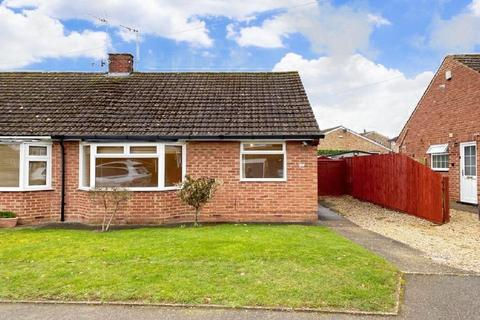 2 bedroom semi-detached bungalow for sale - Stonelea Road, Sywell, Northamptonshire, NN6