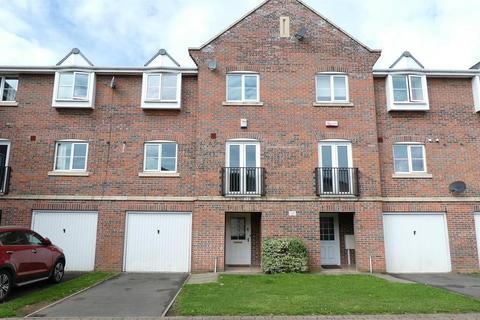 4 bedroom terraced house for sale - Smiths Court, Southbridge, Northampton, NN4