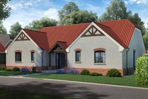 4 bedroom detached bungalow for sale - Church Meadow Plot 3, The Orchards, Weston, Spalding, Lincolnshire, PE12