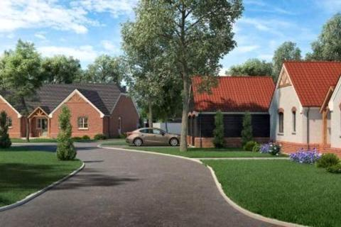 4 bedroom detached bungalow for sale - Church Meadow Plot 1, The Coppice, Weston, Spalding, Lincolnshire, PE12