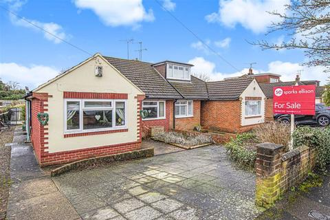 3 bedroom semi-detached bungalow for sale - Hillcrest Avenue, Chandlers Ford, Hampshire