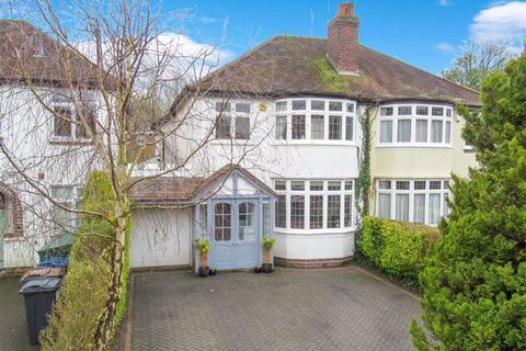 3 bedroom semi-detached house for sale - Stapylton Avenue, Harborne