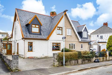 3 bedroom semi-detached house for sale - Bellevue Road, West Cross, Swansea