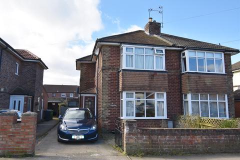 2 bedroom semi-detached house for sale - Hambleton Avenue, York, YO10 3PP