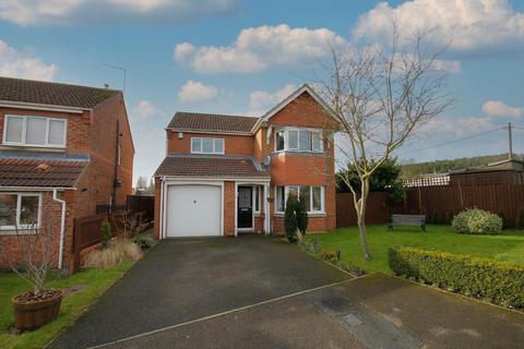 4 bedroom detached house for sale - Manor Road, Willington,
