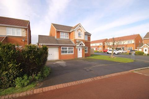 4 bedroom detached house for sale - Redstart Close, Middle Warren, Hartlepool