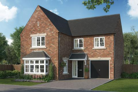4 bedroom detached house for sale - Plot 170, The Alder at Wolds View, Bridlington Road, Driffield YO25