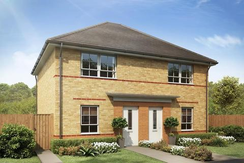 2 bedroom end of terrace house for sale - Plot 49, Kenley at Elwick Gardens, Riverston Close, Hartlepool, HARTLEPOOL TS26