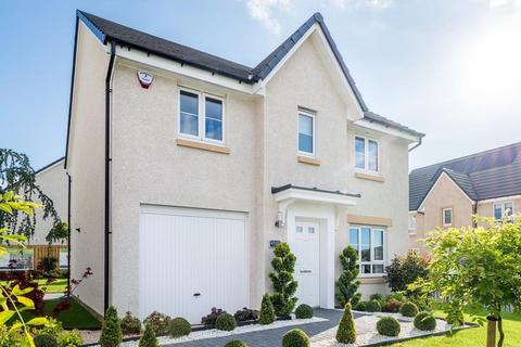 Barratt Homes - Braes of Yetts - Plot 16, Dunbar at Wallace Fields - Phase 2, Auchinleck Road, Glasgow, GLASGOW G33