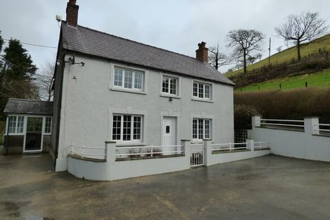 3 bedroom detached house to rent - Ffarmers, Llanwrda, Carmarthenshire