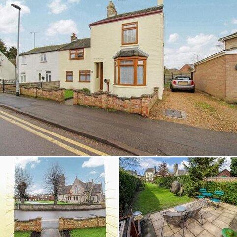 3 bedroom semi-detached house for sale - Eyebury Road, Eye, Peterborough, PE6 7TB