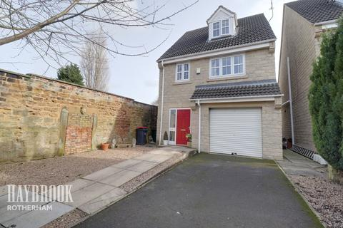 4 bedroom detached house for sale - Old Hall Mews, Bramley