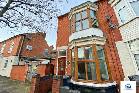 3 bedroom end of terrace house to rent - Beaconsfield Road, Leicester, LE3