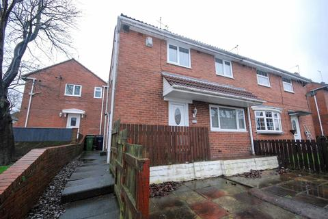 2 bedroom semi-detached house for sale - Staneway, Leam Lane
