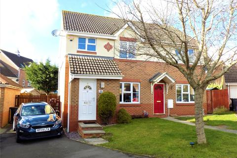 3 bedroom semi-detached house for sale - Milland Close, Swindon, SN25