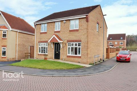 4 bedroom detached house for sale - Sapphire Street, Mansfield