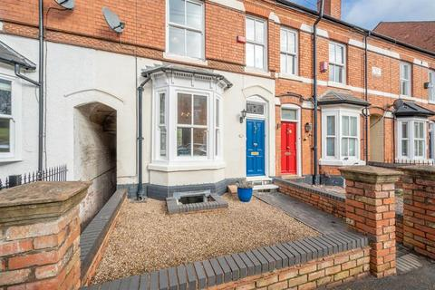 4 bedroom terraced house for sale - Park Hill Road, Harborne, Birmingham, B17 9HD