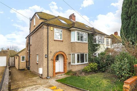 4 bedroom semi-detached house for sale - Franklin Road, Headington, Oxford, OX3
