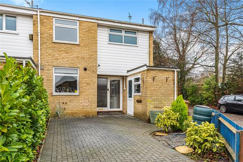 3 bedroom end of terrace house for sale - The Larches, Headington, Oxford, OX3