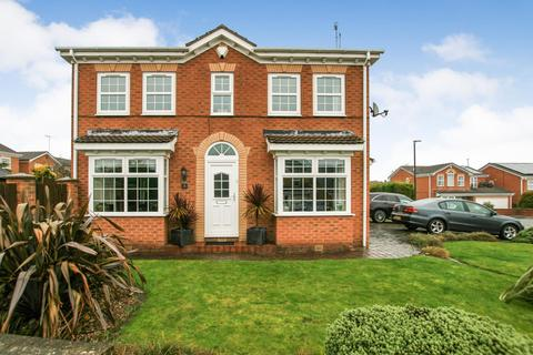 3 bedroom detached house for sale - Chaneyfield Way Newbold, Chesterfield, S41 8XL