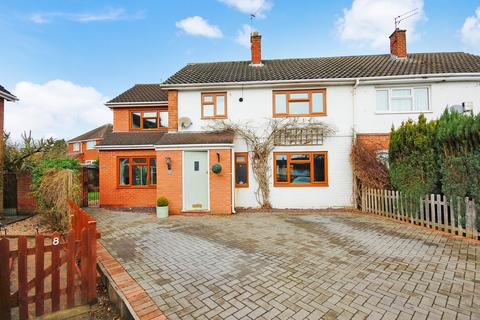 4 bedroom semi-detached house for sale - Farm Close, Codsall, Wolverhampton WV8