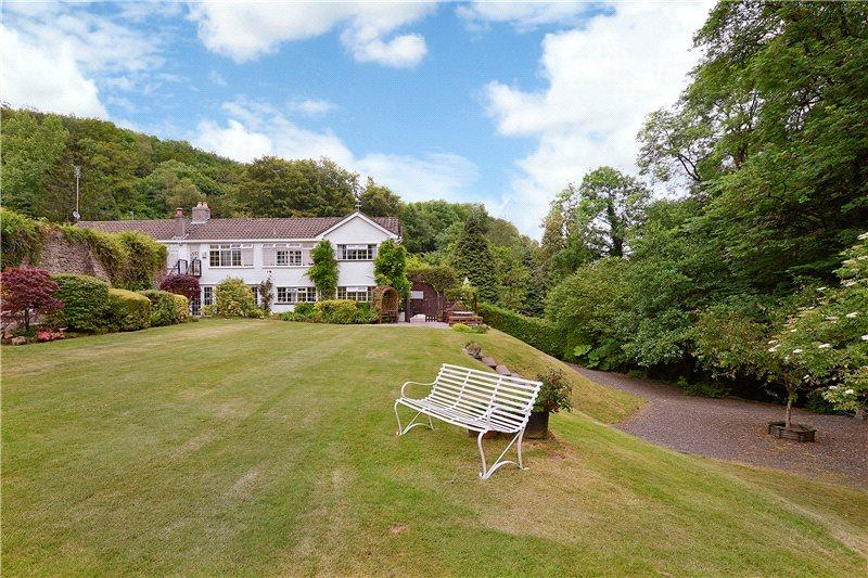 4 Bedrooms Detached House for sale in Rudry, Caerphilly, CF83