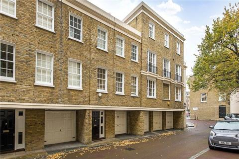 2 bedroom terraced house to rent - Cornwall Terrace Mews, London, NW1