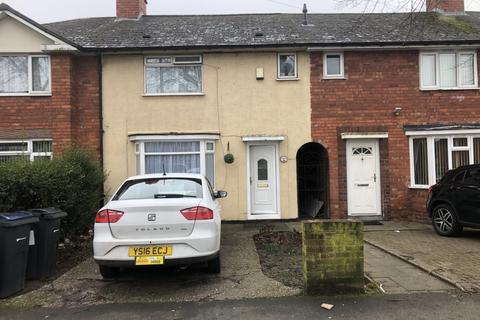 3 bedroom terraced house for sale - Cotterills Lane, Birmingham, West Midlands