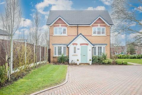 3 bedroom semi-detached house for sale - Edgell Close, Tytherington, Macclesfield