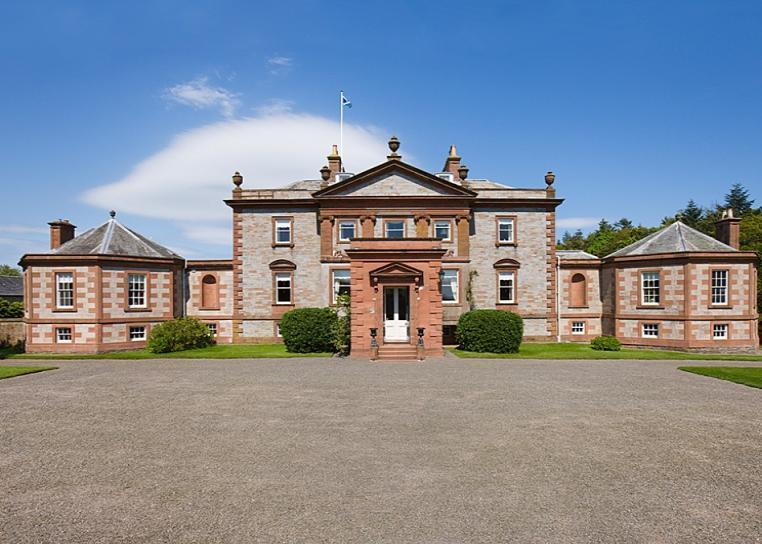 7 Bedrooms Detached House for sale in Arbigland House, Kirkbean, Dumfries, Dumfriesshire, DG2