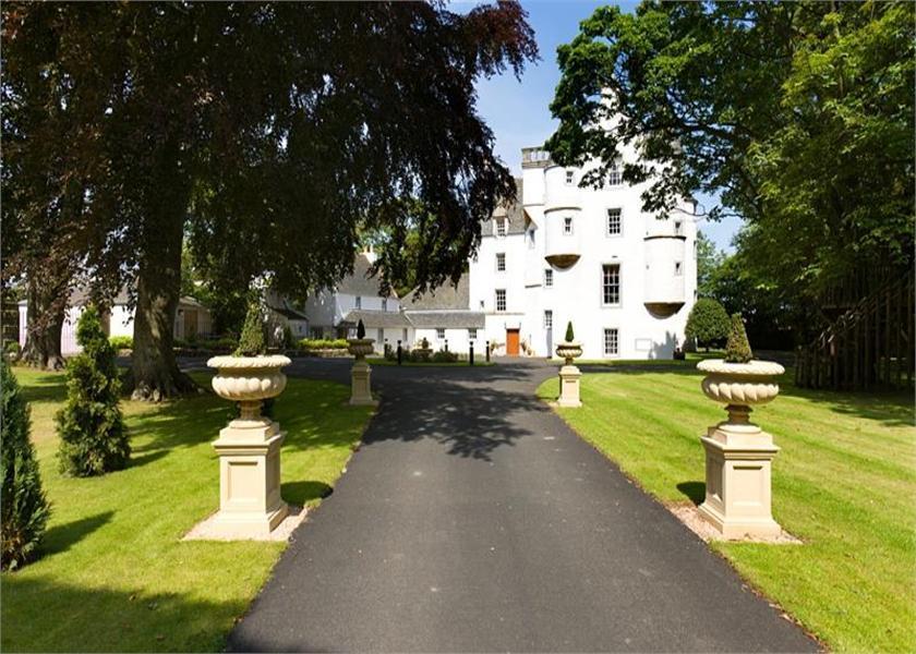 7 Bedrooms Unique Property for sale in Castle Gogar, Edinburgh, EH12