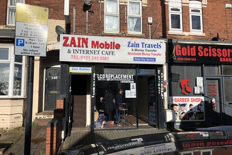 Retail property (high street) to rent - Alum Rock Road, Alum Rock, Birmingham B8