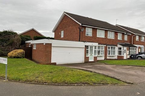3 bedroom semi-detached house for sale - Cheswood Drive, Minworth, Sutton Coldfield, B76 1XY