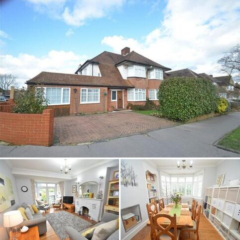 4 bedroom semi-detached house for sale - Shirley Way, Shirley, Croydon, Surrey