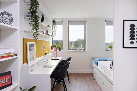 1 bedroom in a flat share to rent - Student Castle Osney Lane, Oxford, England OX1 1TE
