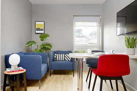 Studio to rent - 20 St Mark Street, Lincoln, England LN5 7BA