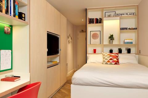 Studio to rent - 1 Milton Rd, Cambridge, England CB4 1UY