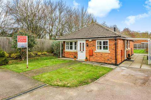 2 bedroom detached bungalow for sale - Coxmoor Close, Grantham, NG31