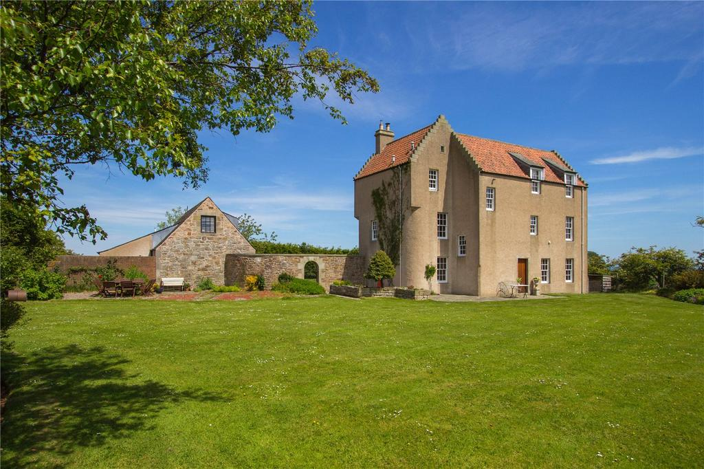 4 Bedrooms Detached House for sale in Flowers Of May, St. Andrews, Fife, KY16