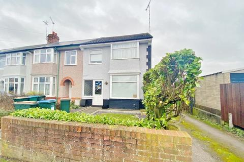 4 bedroom end of terrace house to rent - Hermitage Road, WYKEN, Coventry