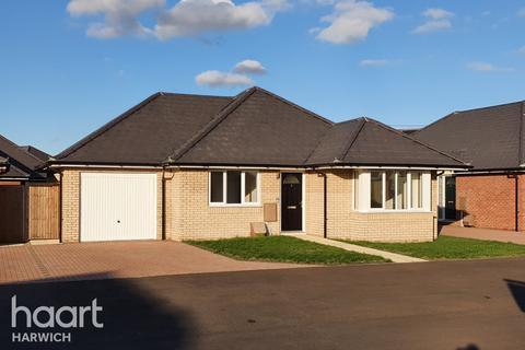 2 bedroom bungalow for sale - Brunswick Gardens, Mistley